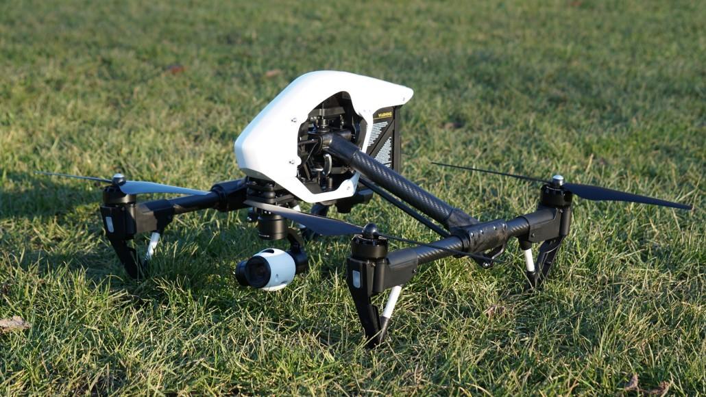 DJI Inspire 1 - DJI Inspire 1 Quadcopter Repair Service