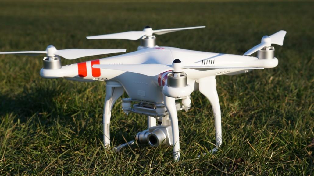 DJI Phantom - DJI Phantom Quadcopter Repair Service