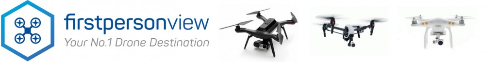 FirstPersonView Quadcopter and RC Drone Sales