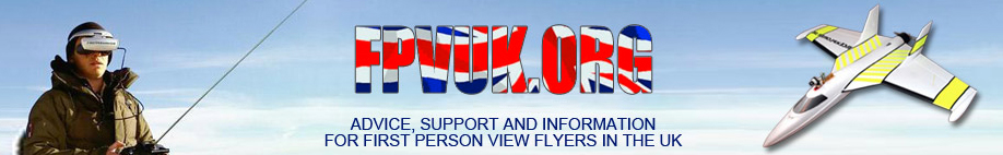 FPVUK - governing body for radio control FPV and multicopter flying