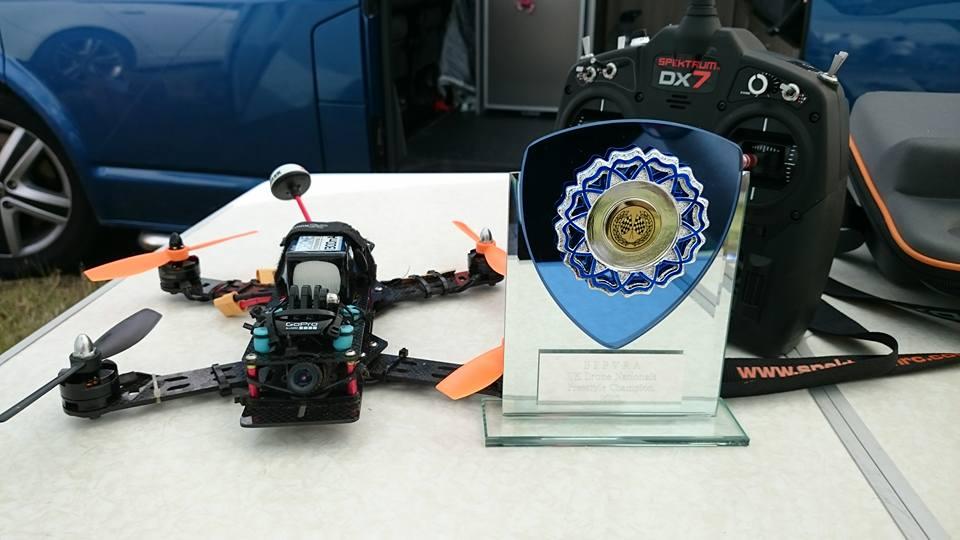 Drone Doctor Engineer Dan Drone Racing Champion