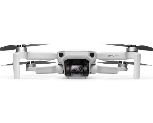 DJI Mavic Mini Camera Drone Front Side